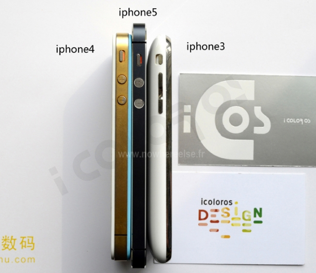 comparaison iPhone